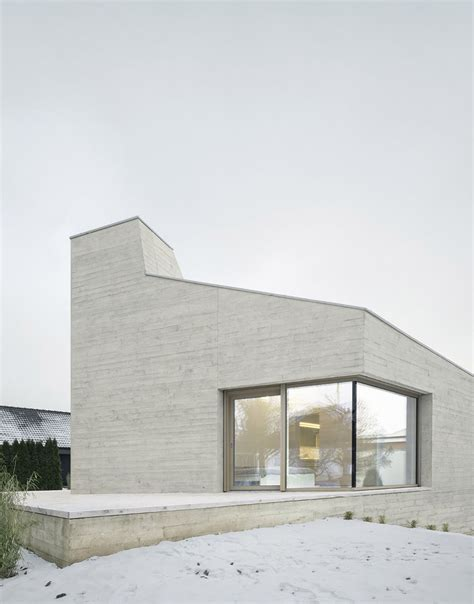 15 gorgeous concrete houses with designs