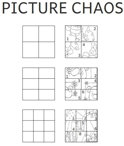 Free Visual Perception Worksheets by Printables Visual Perceptual Worksheets Ronleyba