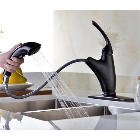 wolverine brass kitchen faucet wolverine brass 8503505 finale kitchen faucet with pull