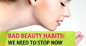 12 Bad Habits You Should Right Now by Skin Tightening Packs And Masks At Home