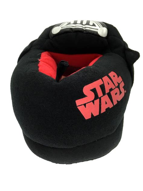 slippers wars boys disney wars slippers slip on novelty