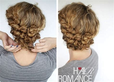 easy vacation hairstyles easy travel hairstyles how to twist and pin updo her