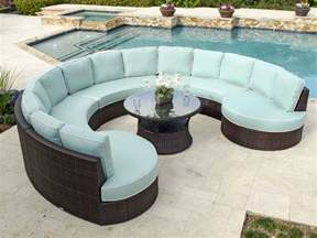 Circular Patio Seating by 3122454 Php Resin Wicker Seating Groups Outdoor