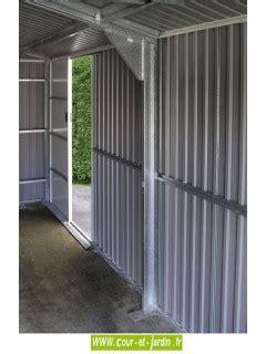 cobertizos ans garage metal porte et panneaux acier avec garantie 15 ans