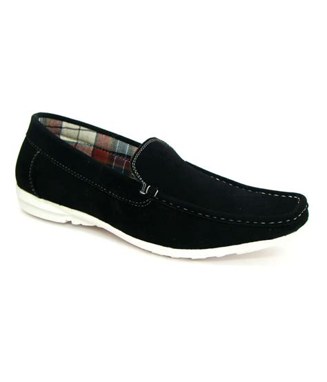 black loafers shoes asm black loafers price in india buy asm black loafers