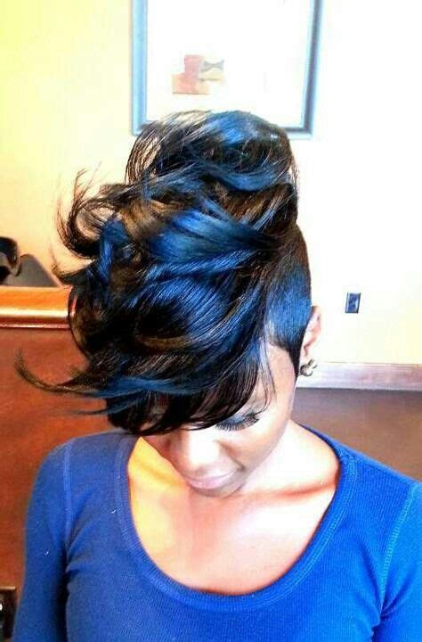 Hairstyles For Relaxed Hair With Extensions | kinky curly relaxed extensions board hair pinterest