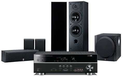 compare yamaha yht696aub home theatre system prices in
