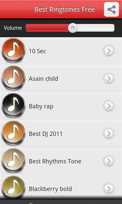 best ringtones for android best ringtones free free android app android freeware