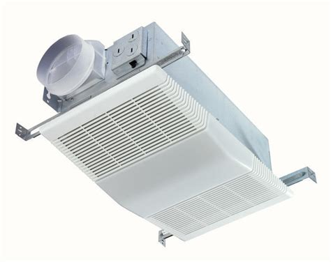 nutone 668rp exhaust fan and light ebay