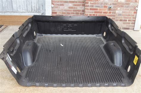 chevy bed liner gm genuine crew cab bed liner underrail 07 11 truck chevy
