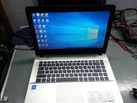 Laptop Asus X441s unboxing asus x441s