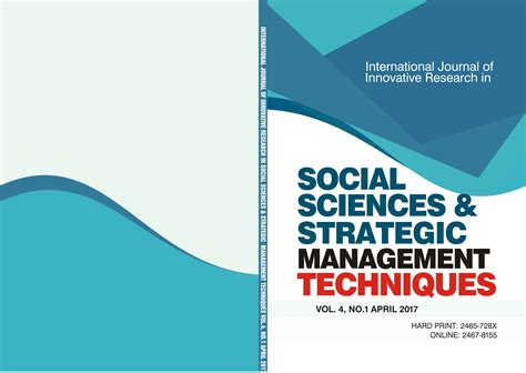 design management techniques intl jrnl of innovative research in soc sci strategic