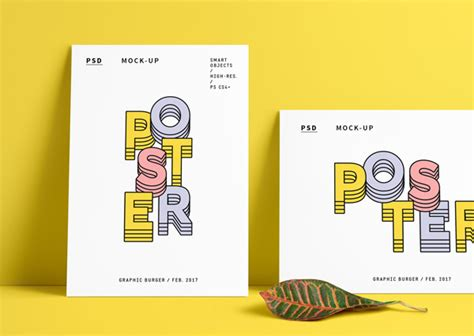 design poster mockup 30 poster mockup psd templates to showcase your designs