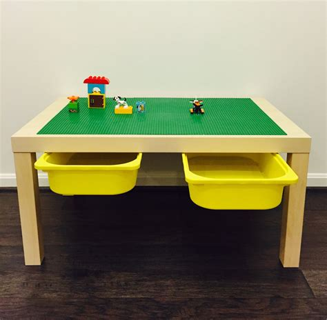 Lego Building Table With Storage by Large Lego Table With Storage