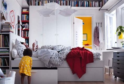 ikea small bedroom design best ikea bedroom designs for 2012 freshome com