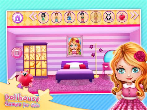 design your doll house game app shopper dollhouse games for girls design your own