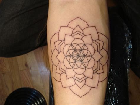 sacred lotus tattoo more flower of research tattoos