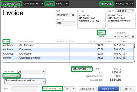 intuit templates exle quickbooks invoice rabitah net
