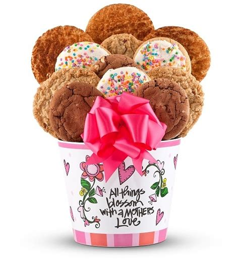 s day cookie bouquet mothers day cookie gifts