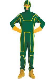 Kick ass deluxe costume superhero costumes escapade 174 uk