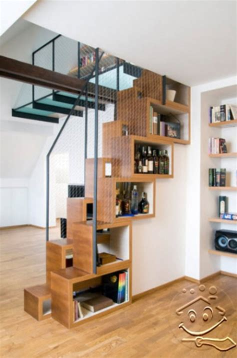 multifunctional ladder design home interior design ideas