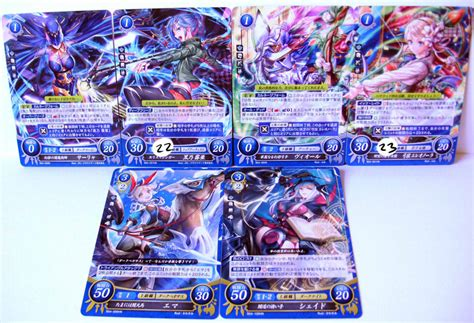 Fe Cipher Card Template by Tokyo Mirage Sessions Fe Cipher Tcg Cards Series 4