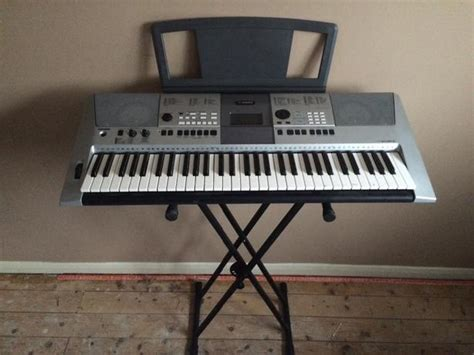 Second Keyboard Yamaha Psr E413 yamaha psr e413 electronic keyboard brierley hill dudley