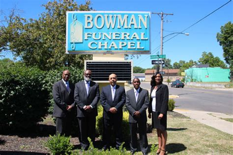 bowman funeral chapel dayton oh funeral home