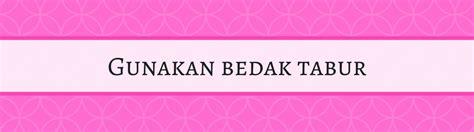 Bedak Alisa bfa 2017 tips no makeup look ala stefany talisa visa