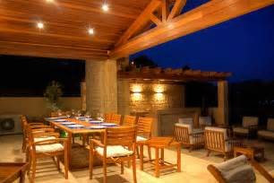 outdoor patio lighting ideas create a atmosphere with outdoor recessed lighting