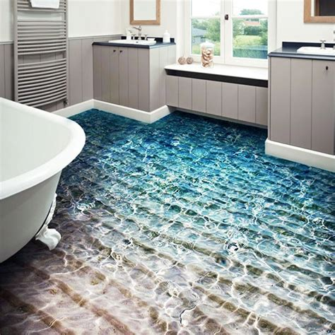 3d bathroom floors 3d floor murals and 3d self leveling floors 3d flooring 2017