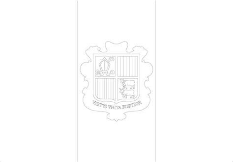 andorra flag coloring page antarctica flag coloring page