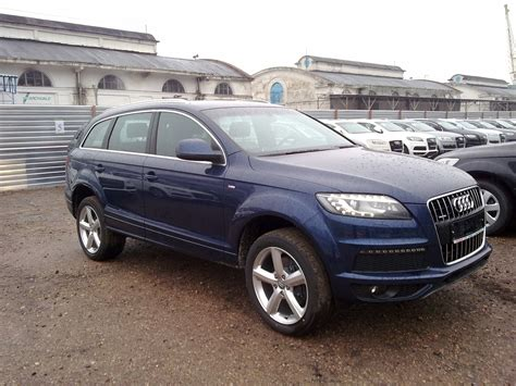 Audi Q7 Configurator by My Audi Q7 3dtuning Probably The Best Car