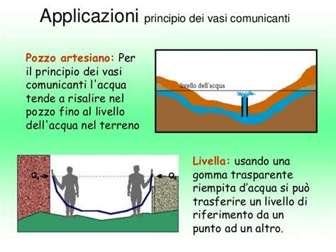vasi comunicanti spiegazione acqua flatearthitalia