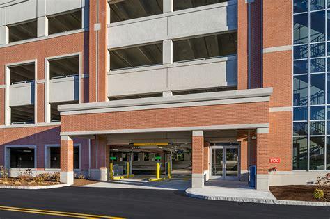Salem Ma Parking Garage by Leftfield Portfolio College Salem State