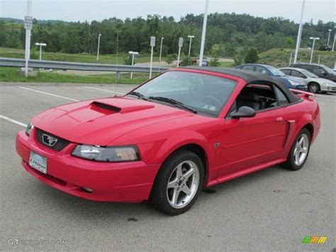 2003 gt mustang 2003 torch ford mustang gt convertible 82446385 photo