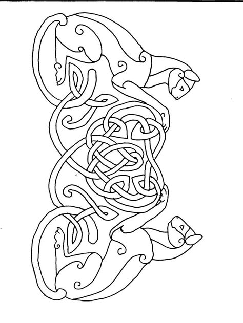 celtic cat tattoo designs 1000 images about knots runes and symbols on