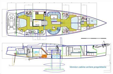 Cabin Layouts futuna yachts chantier naval futuna 64 int 233 rieur