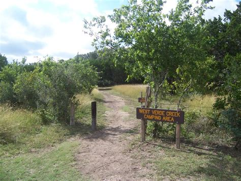 hill country state natural area primitive csites walk