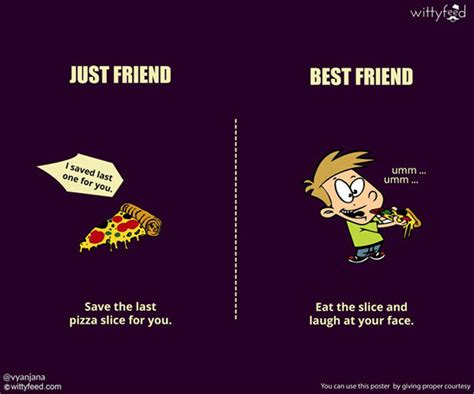 friend best friend 7 images show the real difference between friends and