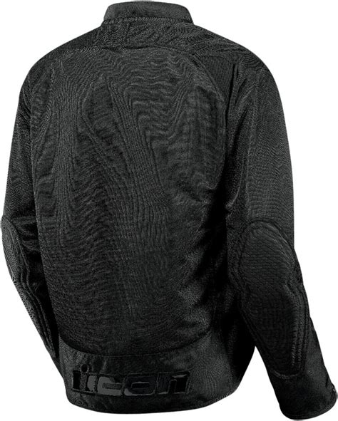 mesh motorcycle icon hooligan 2 textile mesh motorcycle jacket stealth