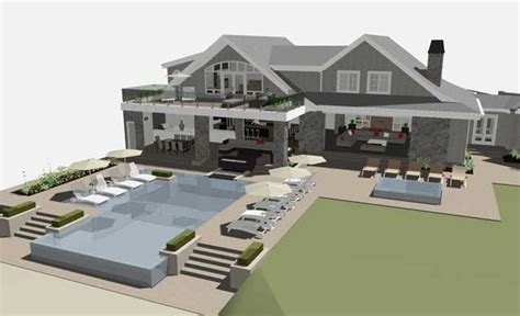 custom home 3d design software photo gallery of 3d models of our custom home designs