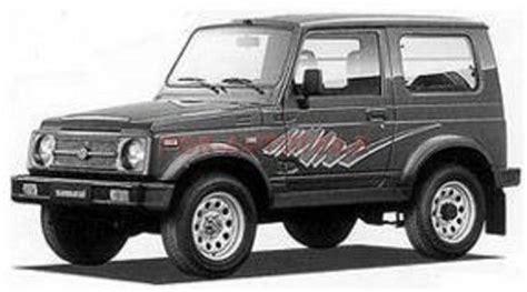 auto air conditioning repair 1992 suzuki sj engine control suzuki samurai sj413 repair manual patrick steger