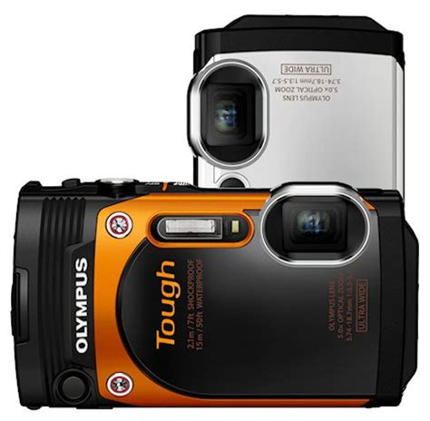 Kamera Olympus Tg 860 neue extremsport kamera olympus stylus tough tg 860