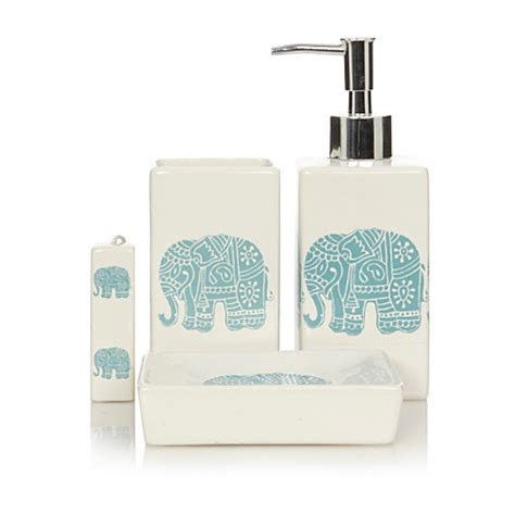 george home elephants bathroom accessories bathroom