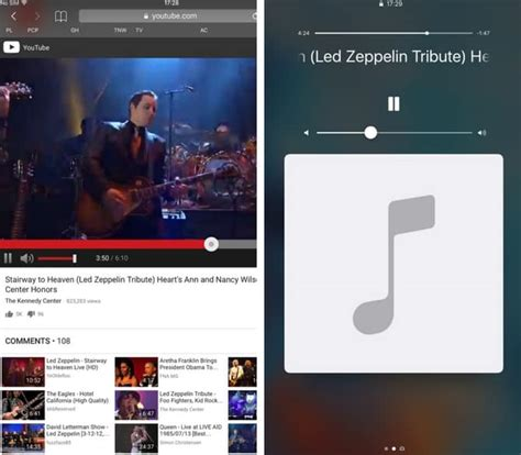 how to get to play in the background android play in the background on android and ios