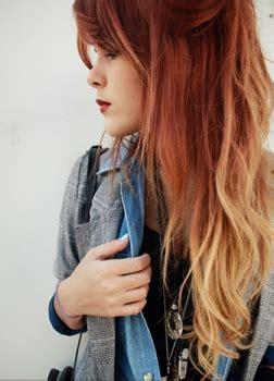 tutorial rambut ombre tutorial ombre rambut hermajestycloset