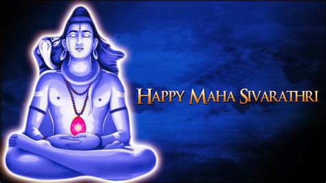 happy maha shivratri   date wishes cards images