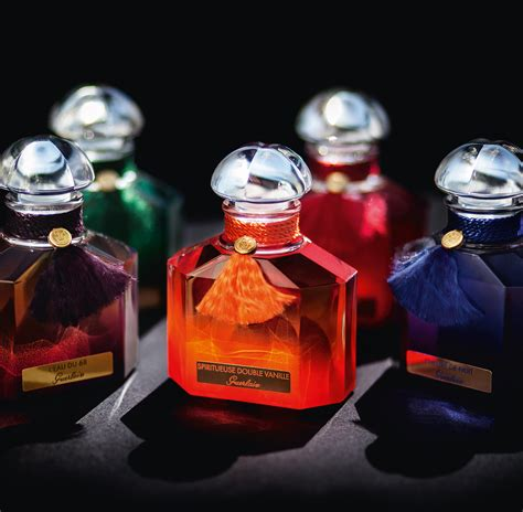 Guerlain 2007 Colour Collection by Guerlain Colour Collection Flacon Quadrilob 233 New Fragrances