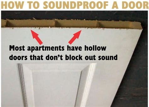 how to make bedroom soundproof how to soundproof a bedroom door do it yourself